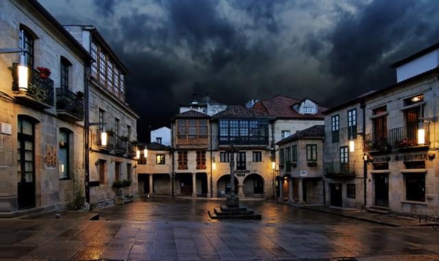 Pontevedra - 20 minutos.